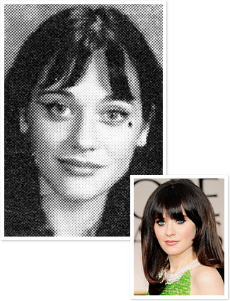 Zooey Deschanel Emmy
