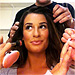 2012 Teen Choice Awards Exclusive: Lea Michele&#039;s Makeup Details