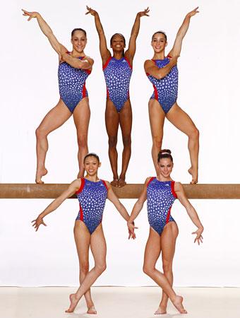 2012 Olympics, Gymnastics