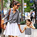Katie Holmes and Suri Cruise's Matching Looks: See the Photos!