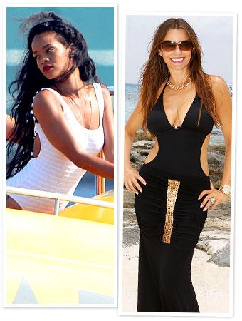 Rihanna, Sofia Vergara