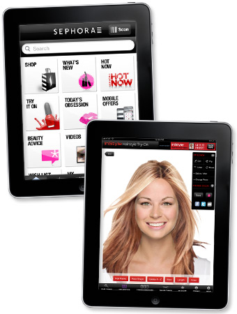 iPad - iPhone - Beauty Apps