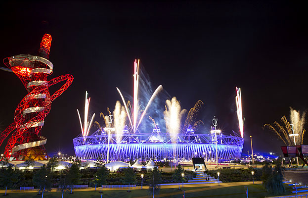Opening Olympic Ceremony London 2012