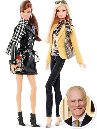 Barbie, Tim Gunn