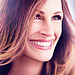 Julia Roberts Models for Lancome's New Fragrance