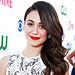 Found It! Emmy Rossum's Strawberry Lipstick