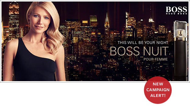 Gwyneth Paltrow Hugo Boss - Boss Nuit
