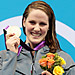 Missy Franklin Wins Gold! Do You Like Her Americana Manicure?