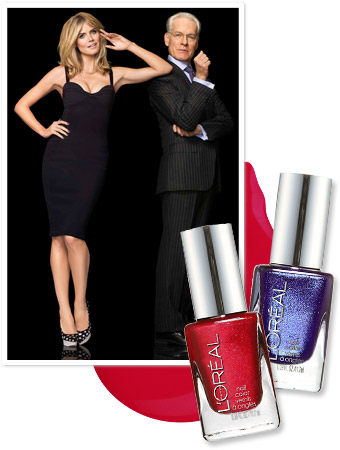Project Runway Nail Polish