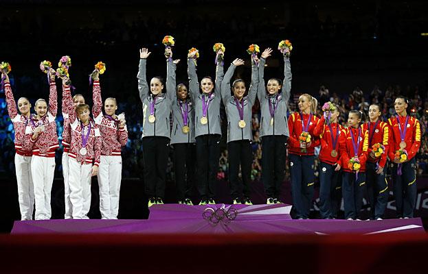 Olympics women's gymnastics