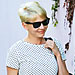 Found It! Michelle Williams&#039;s Playful Prints 