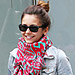 Nina Dobrev's Favorite Scarf: Sir Alistair Rai