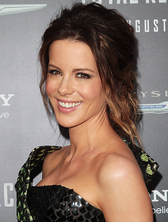 Kate Beckinsale Hair - Total Recall