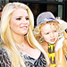 Ashlee Simpson's Rocker Hand-Me-Downs for Jessica's Daughter Maxwell