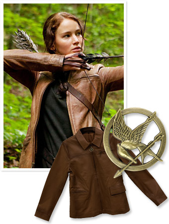 The Hunger Games Target Fashion Line