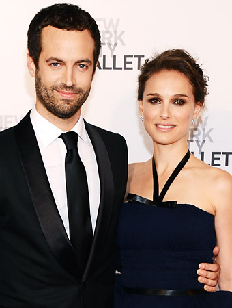 Natalie Portman, Benjamin Millepied
