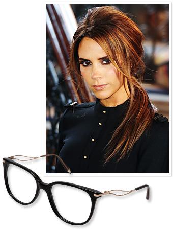 Victoria Beckham eyeglasses