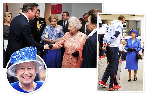 Queen Elizabeth Olympics