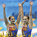Olympics: Synchronized Swimming Has the Most Theatrical Outfits