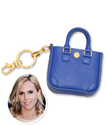 Tory Burch Small Tote Keychain