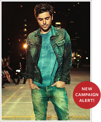 Zac Efron, John John Denim