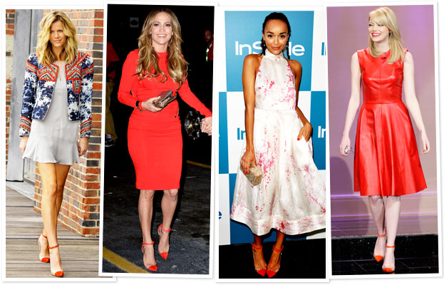 Brooklyn Decker, Jennifer Lopez, Ashley Madekwe, Emma Stone