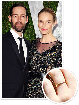 Kate Bosworth Michael Polish Engaged