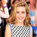 Mad Men's Kiernan Shipka Wears Oscar de la Renta for Kids
