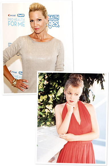 Beverly Hills 90210 Cast Jennie Garth