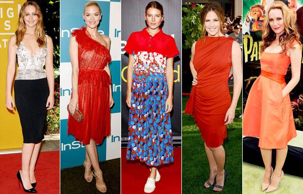 Jessica Biel, Rachel Weisz, Ashley Greene, Kate Beckinsale, Nikki Reed