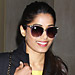 Found It! Freida Pinto's Tory Burch Sunglasses