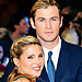 Happy Birthday, Chris Hemsworth: See Hollywood's Cutest Couples!