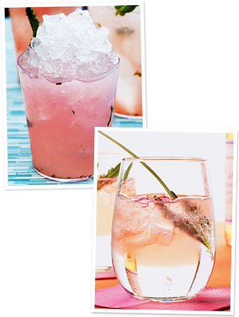 6 Easy Summer Cocktails For The Weekend Cheers Instyle