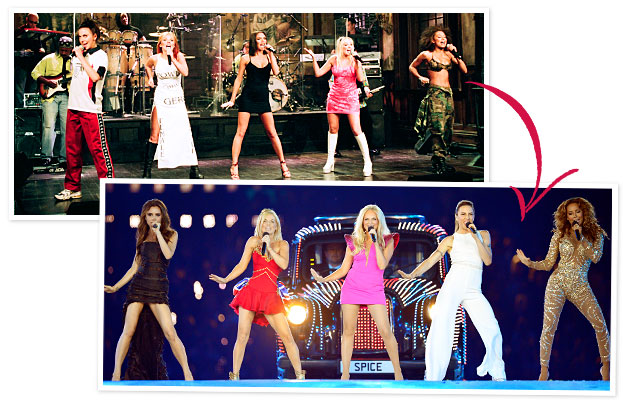Spice Girls Closing Ceremony Olympics 2012
