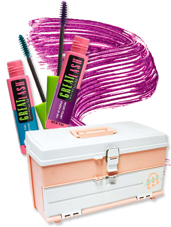 Caboodles My First Love - Maybelline Great Lash