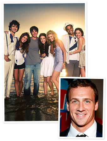 Ryan Lochte 90210