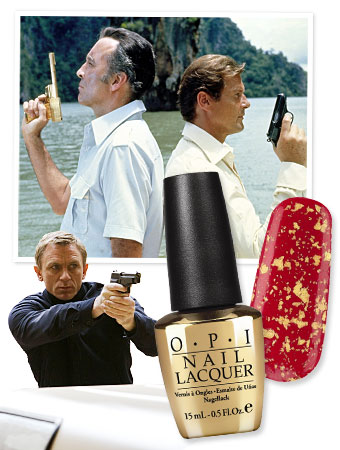 OPI James Bond