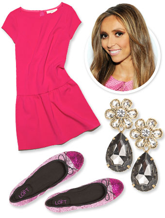 Giuliana Rancic LOFT Breast Cancer