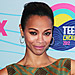 Zoe Saldana Sings for Nina: More Actresses as Famous Singers!