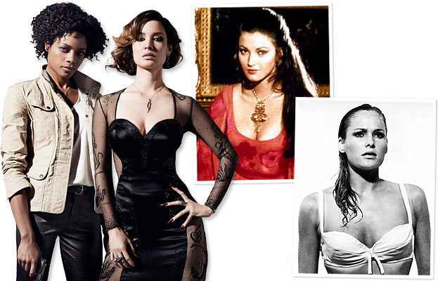 James Bond Girls
