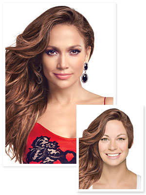 J. Lo Hairstyles