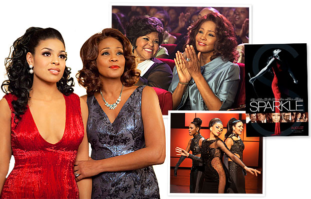 Sparkle Jordin Sparks Whitney Houston