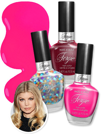 Fergie - Nail Polish - Wet N Wild
