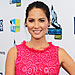 Get the Look: Olivia Munn's Polka Dot Manicure