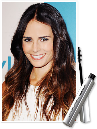 Jordana Brewster - Brows - Tweezerman