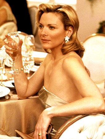 Kim Cattrall Samantha Jones