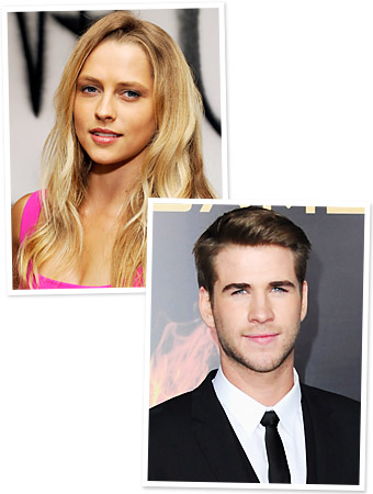 Teresa Palmer Liam Hemsworth