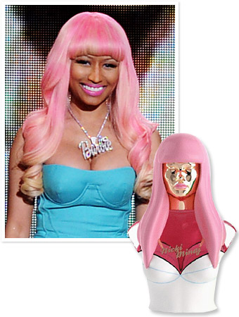 Nicki Minaj Fragrance - Celebrity Perfumes