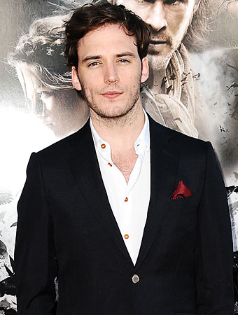 Sam Claflin Catching Fire