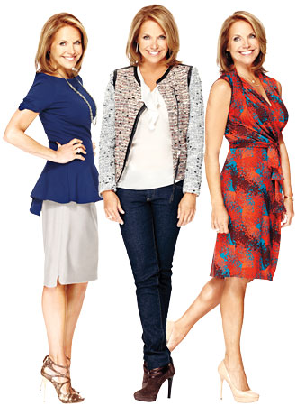 What Will Katie Couric Wear on Her New Show? You Voted!